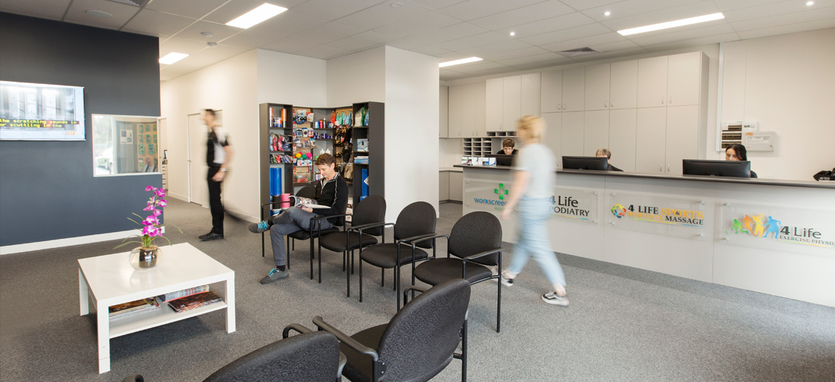 4LifePhysio-reception